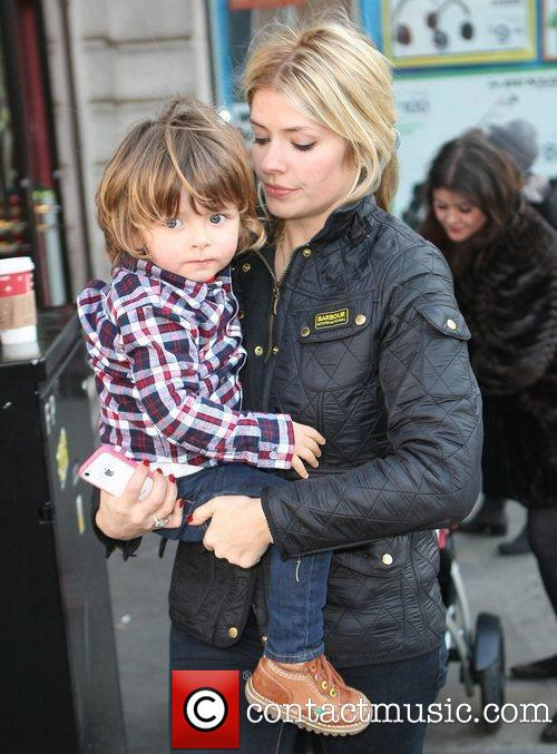 Holly Willoughby Nanny