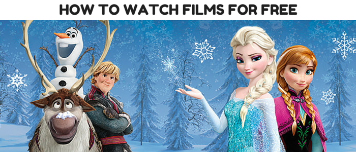 How to watch films for free at home