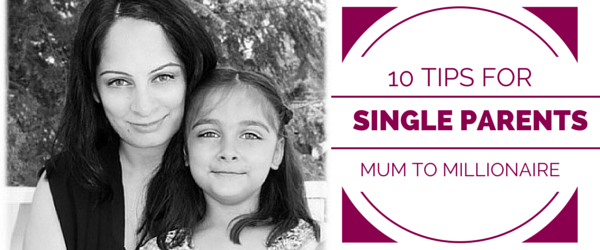 Single parent tips