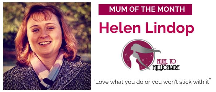 Helen lindop business mum