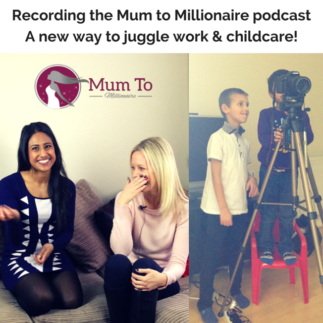 Mum to Millionaire - how to do tax returns