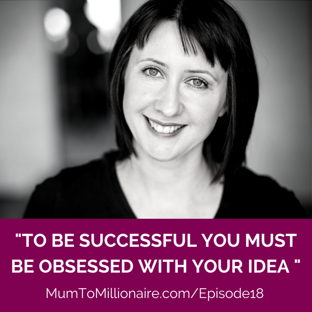 Business Mum Lucy Quick motivational quote