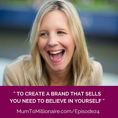Laura Morris Mumpreneur founder networking mummies