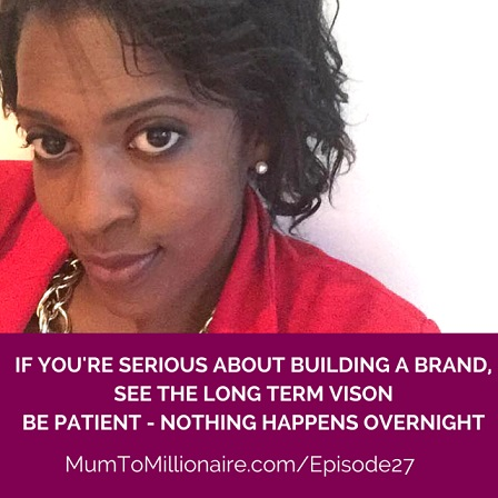 mumpreneur vee roberts tips for building a successful business and brand