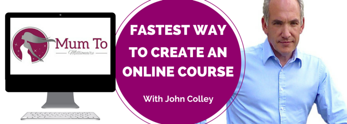 #26 The fastest way to create an online course