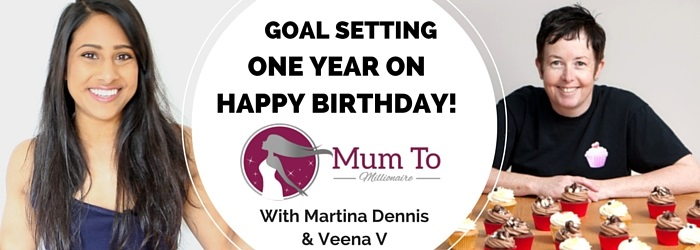 #37 GOAL SETTING & Happy Birthday!