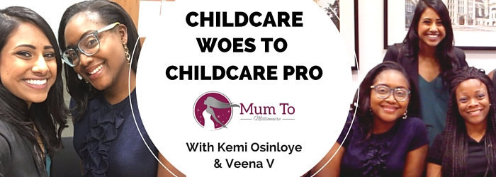 start a daycare business mumtrepreneur tips Kemi Osinloye