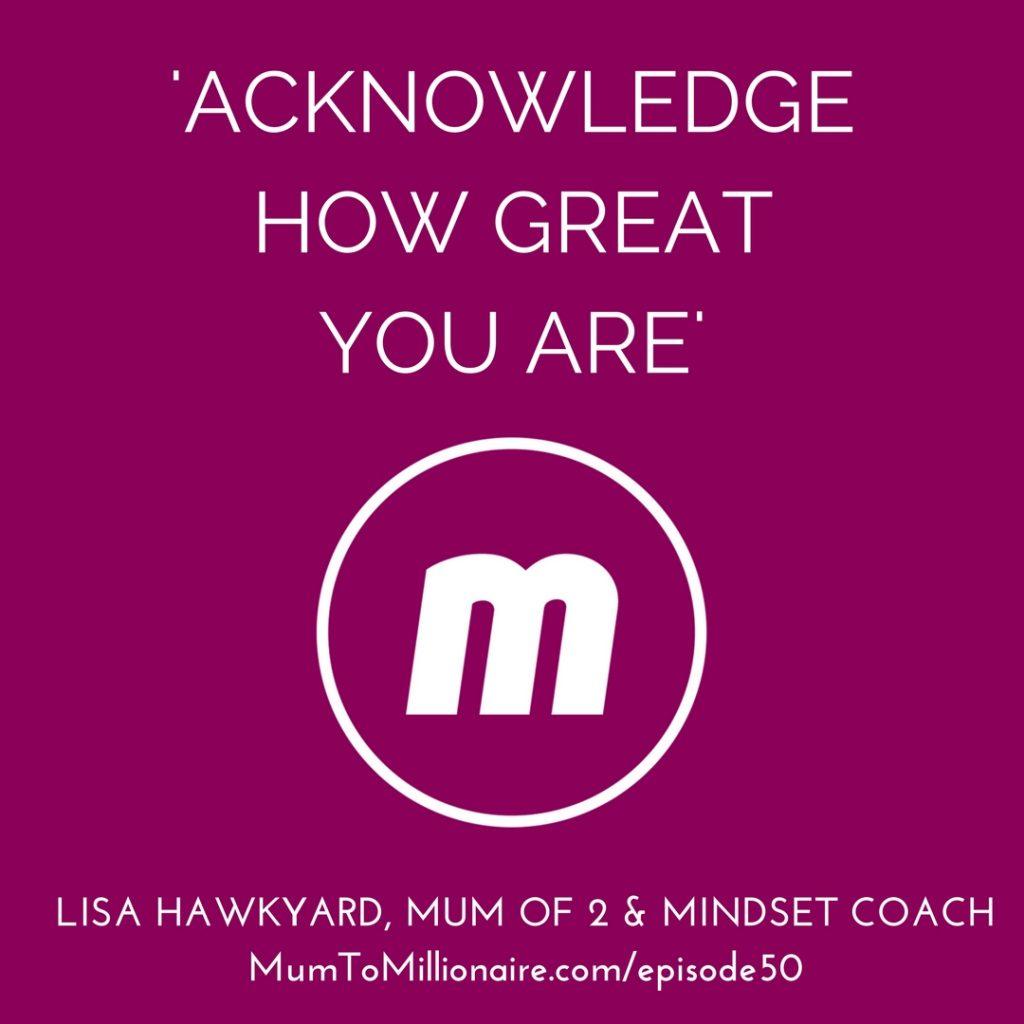 louisa johnson mum successful mindset coach